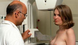 Mammographie (Foto)