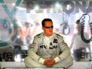 «Man muss sich permanent infrage stellen, um sich weiter zu entwickeln»: Rekord-Weltmeister Michael Schumacher (43). (Foto)