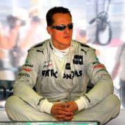 «Man muss sich permanent infrage stellen, um sich weiter zu entwickeln»: Rekord-Weltmeister Michael Schumacher (43).