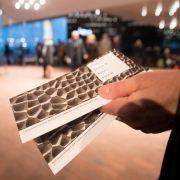 Ist das Verkaufen von Konzertkarten legal? (Foto)