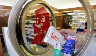 Manchen Patienten werden bis zu 14 verschiedenen Medikamente verschrieben. (Foto)