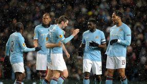 Manchester City auf Rang zwei - Liverpool verliert (Foto)