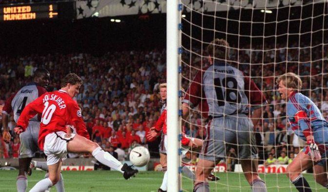 Manchester United - Bayern München (Foto)
