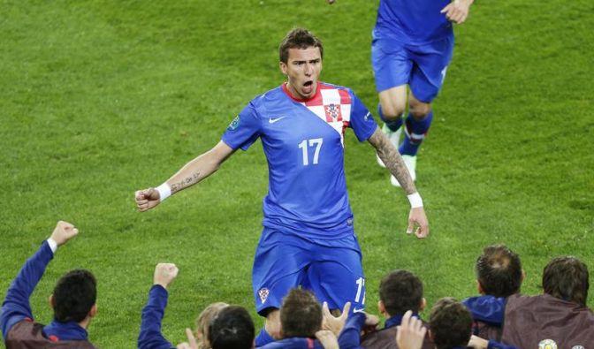 Mandzukic: In Kroatien ein Held, beim VfL vor Abschied (Foto)