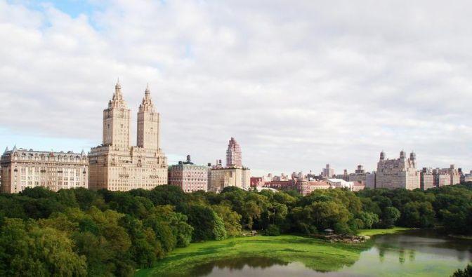 Manhattans grüne Seiten (Foto)