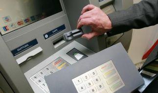 Manipulierte Geldautomaten: Tricks immer fieser (Foto)