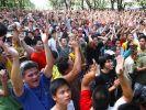 Manny Pacquiao verteidigt Box-WM-Titel (Foto)