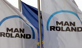 Manroland stellt Insolvenzantrag: 6500 Jobs in Gefahr (Foto)