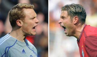 Manuel Neuer & Tim Wiese (Foto)