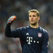 Manuel Neuer verletzte sich am Fuß und muss die Saison beenden.