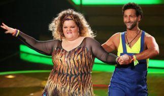 "Manuela Wisbeck nahm 2013 auch bei der RTL-Show ""Let's Dance"" teil. (Foto)"