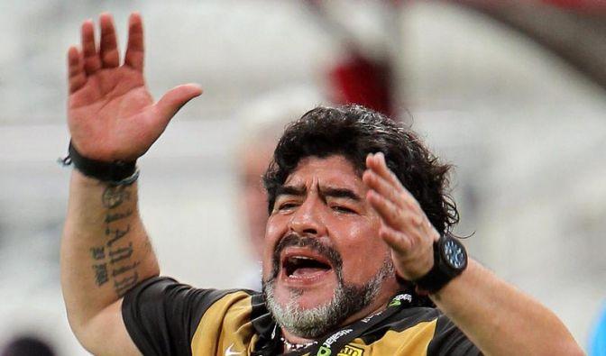 Maradona-Rauswurf wird zur Posse (Foto)
