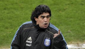 Maradona  (Foto)