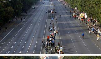 Marathonlauf (Foto)