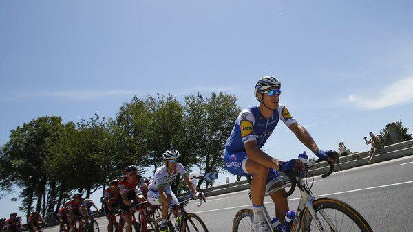 Marcel Kittel konnte die 6. Etappe für sich entscheiden.