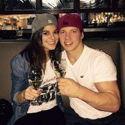 Marcia ist seit 2015 Fabian Hambüchens Freundin. (Foto)