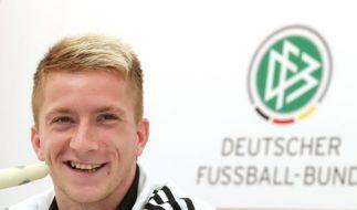 Marco Reus hat gut lachen: Das Verfahren gegen ihn wurde eingestellt. (Foto)