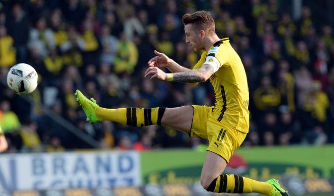 Marco Reus steht im CL-Rückspiel wieder im Kader. (Foto)