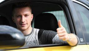 Marco Reus warb erst in diesem Jahr für Opel. (Foto)