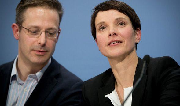 Marcus Pretzell und Frauke Petry wollen die AfD koalitionsfähig machen. (Foto)