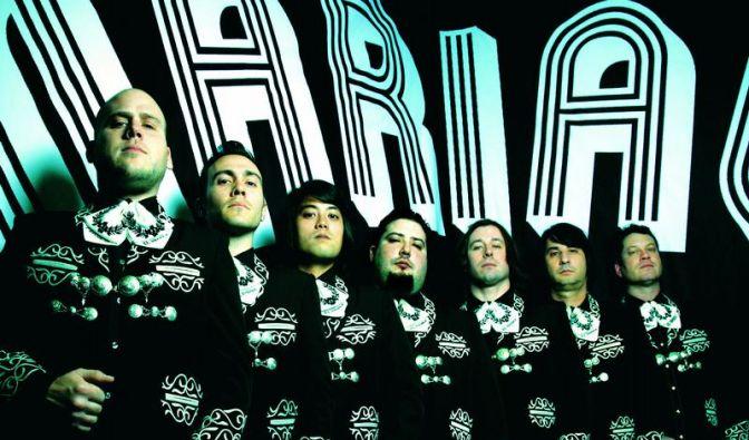 Mariachi El Bronx: Punkrock-Power trifft auf Texmex (Foto)