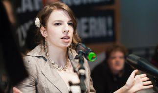 Marina Weisband: Lasst uns einen geilen Vorstand wählen (Foto)