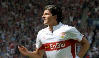 Mario Gomez wechselt zum FC Bayern München. (Foto)