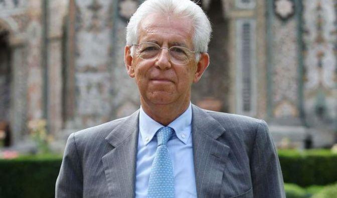 Mario Monti (Foto)