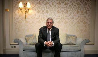 Mario Vargas Llosa (Foto)