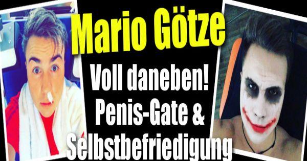 Mario Götze voll daneben!: So peinlich ist Ann-Kathrin