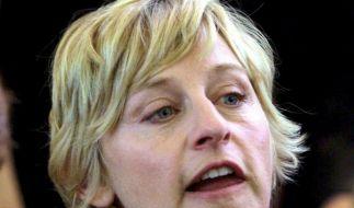 Mark-Twain-Preis für Humor geht an Ellen DeGeneres (Foto)