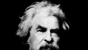 Mark Twain (Foto)