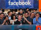 Mark Zuckerberg beim Facebook-Börsengang: Die Erwartungen waren hoch - zu hoch, wie sich herausstellte. (Foto)