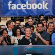 Mark Zuckerberg beim Facebook-Börsengang: Die Erwartungen waren hoch - zu hoch, wie sich herausstellte.