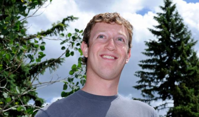 Mark Zuckerberg  (Foto)