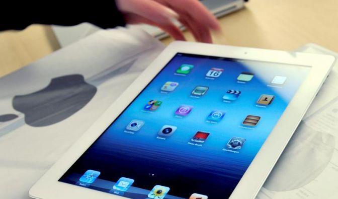 Marktforscher:Tablet-Geschäft profitiert von iPad (Foto)