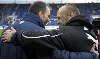 Markus Babbel und Holger Stanislawski (Foto)