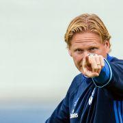 Hamburger SV nach 0:3 gegen Frankfurt weiterhin auf Abstiegsplatz (Foto)