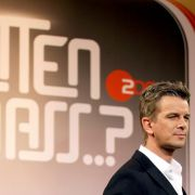 Markus Lanz steht vor einer Bewährungsprobe. Heute moderiert er Wetten, dass..?