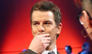 Markus Lanz, die Vertretung für ZDF-Talker Johannes B. Kerner. (Foto)