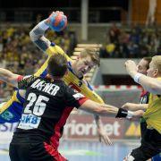 Bundestrainer Prokop stoppt Komplettpleite: 25:25 im Schweden-Rückspiel am Sonntag (Foto)
