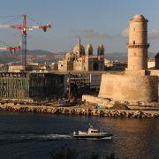 Marseille ist 2013 Kulturhauptstadt Europas. Dafür baut sich die alte Hafenstadt völlig neu.
