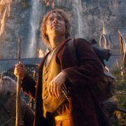Martin Freeman spielt in Der Hobbit die Rolle des Bilbo Beutlin.