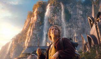 Martin Freeman spielt in Der Hobbit die Rolle des Bilbo Beutlin. (Foto)