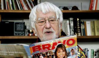 Martin Goldstein, der der Bravo zu Dr. Sommer verhalf, ist im Alter von 85 Jahren gestorben. (Foto)