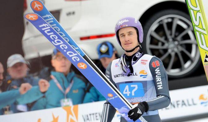 Martin Schmitt kämpft gegen drohendes Karriereende (Foto)
