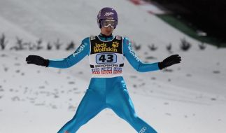 Martin Schmitt Skispringen (Foto)
