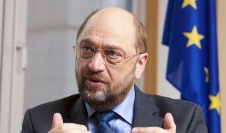 Martin Schulz neuer Präsident des EU-Parlaments (Foto)