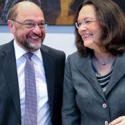 So ätzt die SPD gegen die Jamaika-Unterhändler (Foto)
