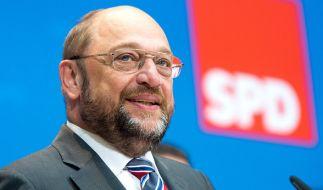 Martin Schulz wurde offiziell als Kanzlerkandidat bestätigt. (Foto)